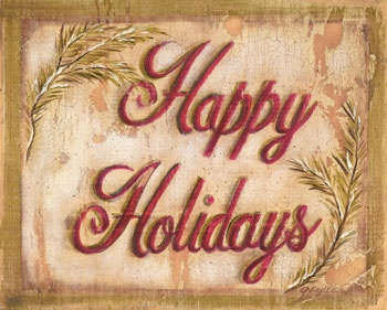 Happy Holidays From Carlos German & Team