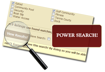 Disney Area Power Property Search